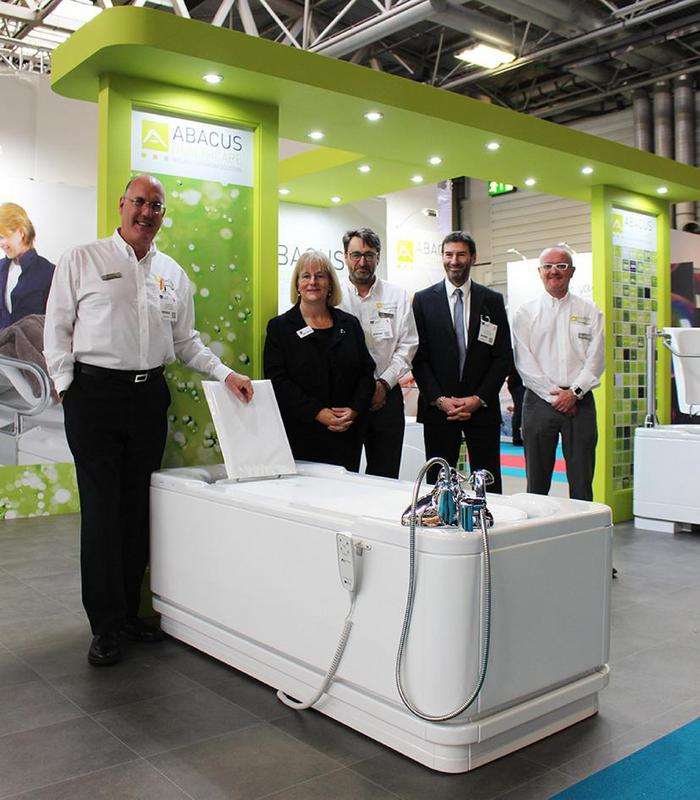 Accessible bath specialist Abacus Healthcare to showcase ...