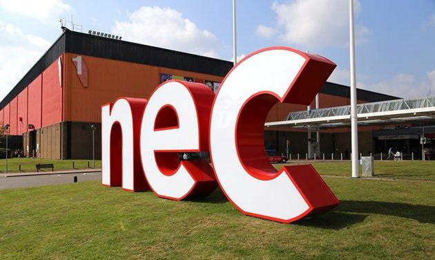 HOW TO GET TO THE NEC?